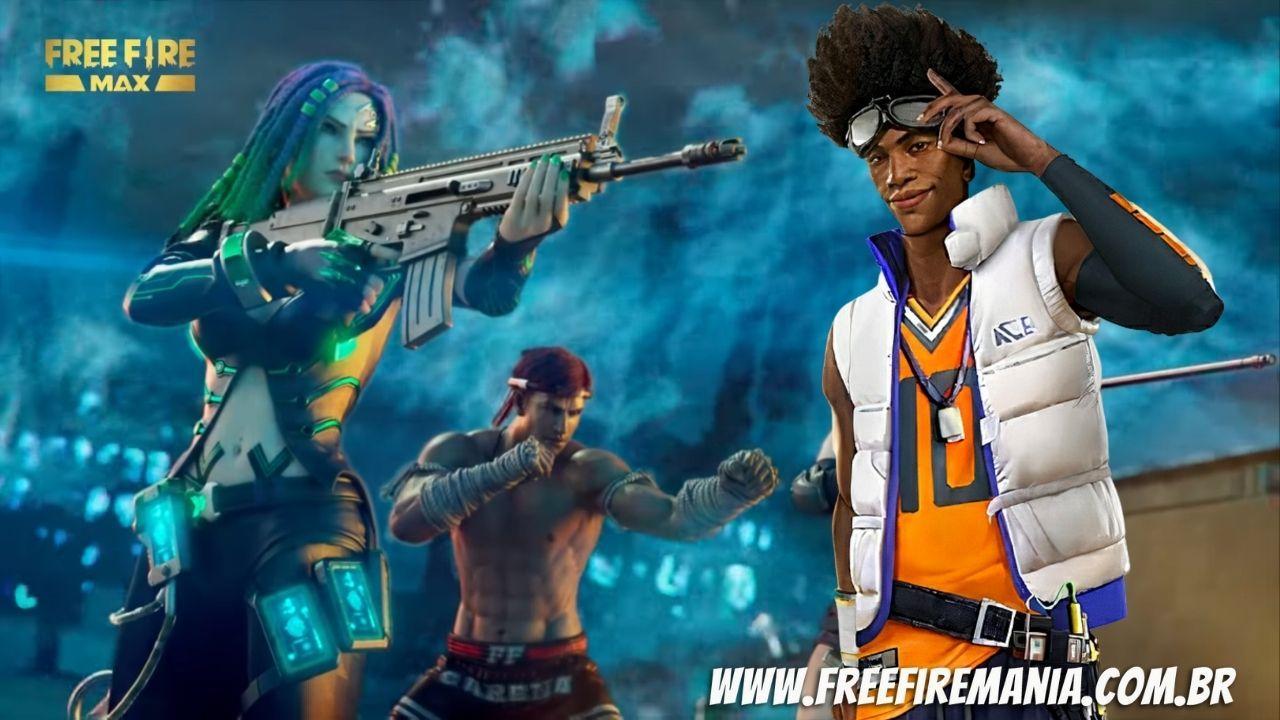 Lebron Free Fire: Tangkapan layar karakter Battle Royale baru bocor