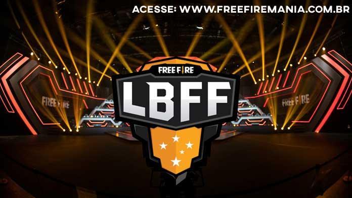 Liga Brasileira de Free Fire ao Vivo - Assista o 2º Dia