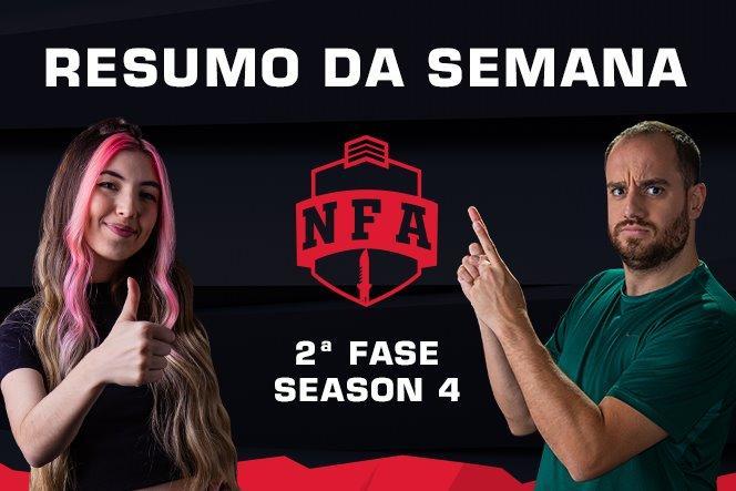 Liga NFA: Laude memecahkan rekor pembantaian di babak grup baru