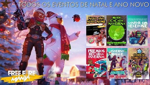 LISTA COM TODOS OS EVENTOS DE NATAL E ANO NOVO - SITE OFICIAL DO WINTERLANDS