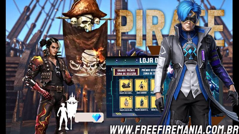 Wish Store 7.0: event arrives on Tuesday and brings Pirate Flag emote
