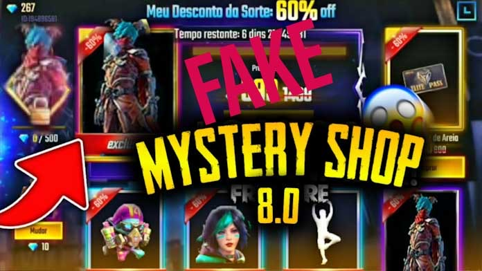 Loja Misteriosa 8.0: Boato é FAKE