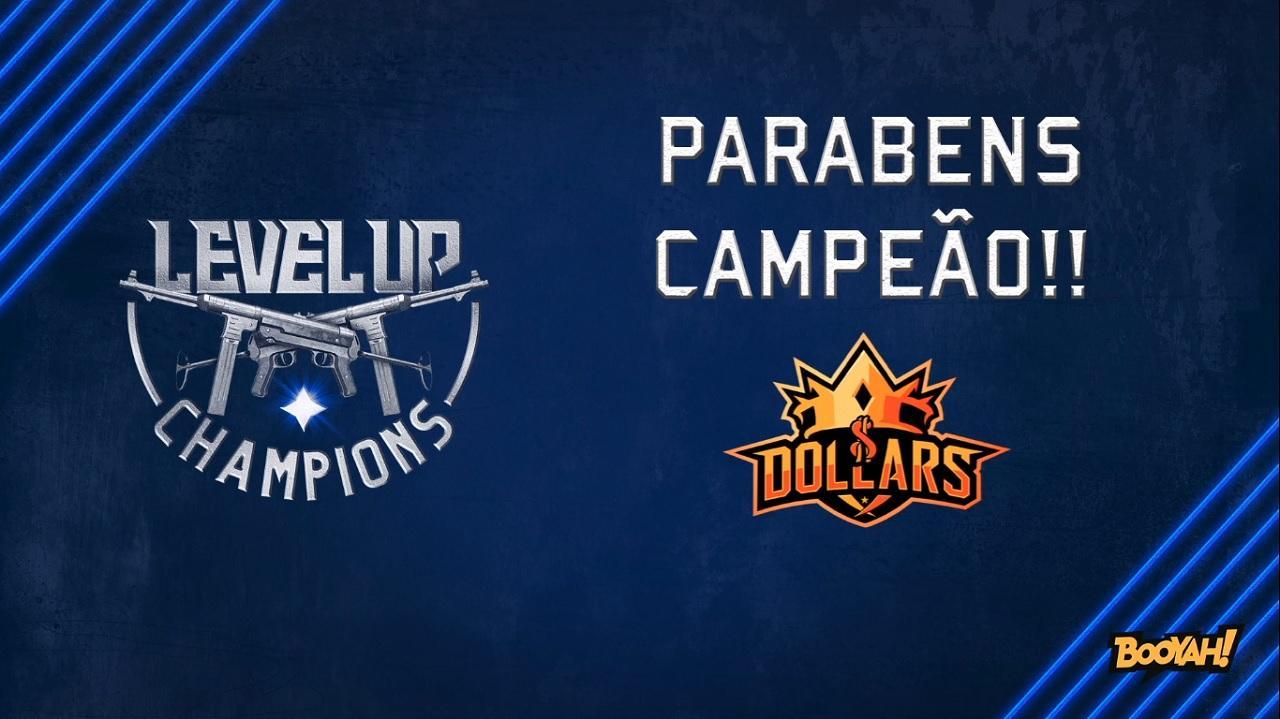 Los Grandes é a campeã do Level Up Champions de Free Fire, confira a tabela final do torneio