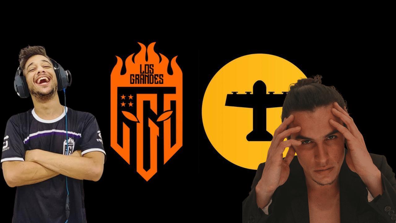 Los Grandes x Tropa GG: farpas geram aposta de U$ 10 mil e moto entre as organizações do Free Fire