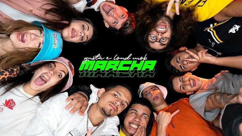 LOUD e Guxta lançam a música Marcha