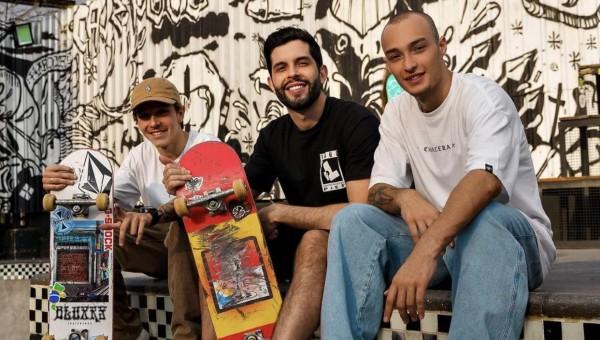 LOUD NAS OLIMPÍADAS: Organização anuncia atletas na modalidade de skate