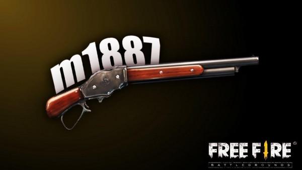 """M1887 Free Fire: a """"nova doze"""" vai mudar, confira sua nova mecânica de recarga"""