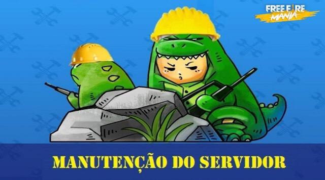 Manutenção do Servidor - 29/11