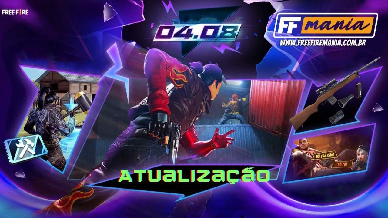 Manutenção Free Fire Agosto 2021: jogo Battle Royale da Garena fica fora do ar nesta quarta