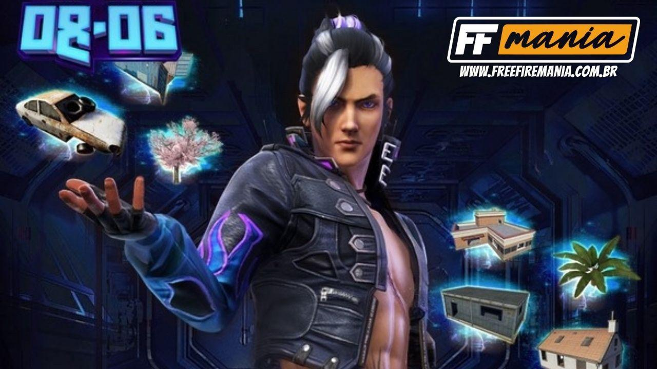 Manutenção Free Fire Junho 2021: jogo Battle Royale da Garena fica fora do ar nesta terça-feira