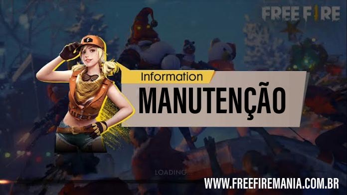 Manutenção no Free Fire: Nesta quinta feira (19)