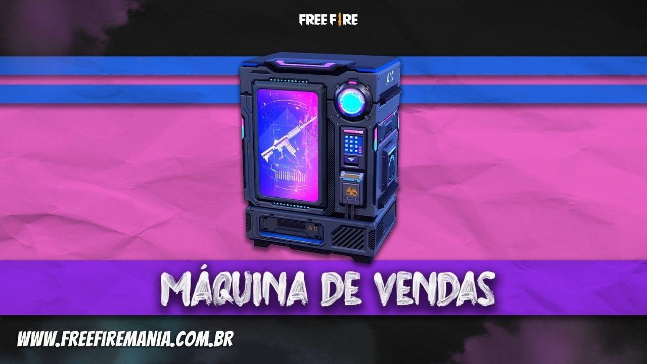 Máquina expendedora Free Fire: Garena incluye nuevos elementos, establece límites y optimiza los recursos