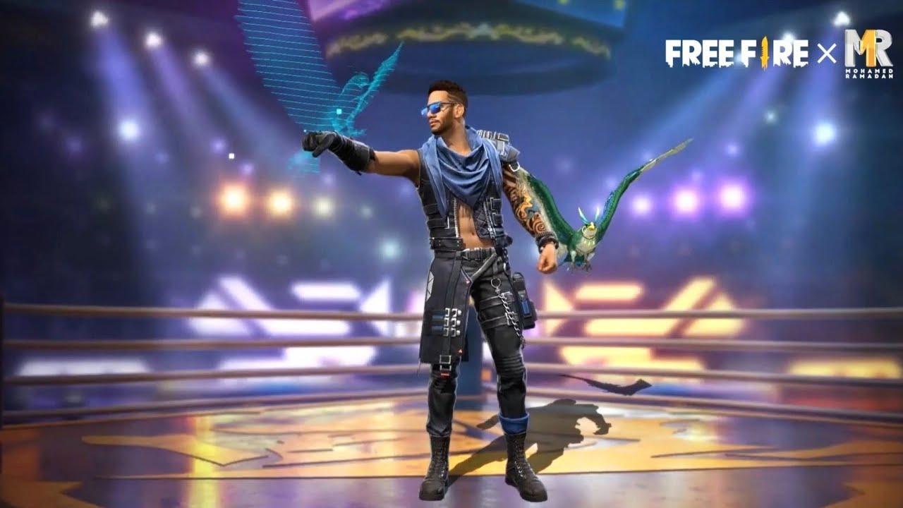 Maro Free Fire: novo personagem será o primeiro árabe, confira habilidade e mais