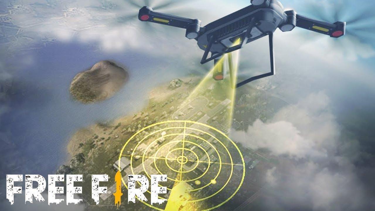 Mini Drone Free Fire: novo item chega na atualização de fevereiro 2021