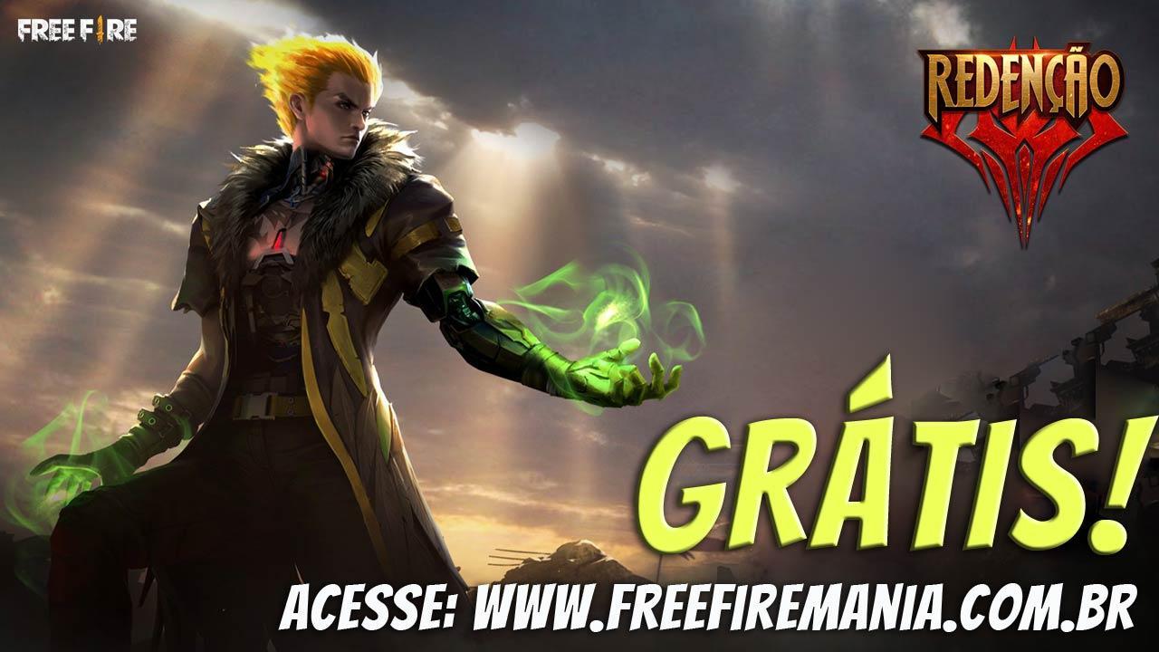 Missões de Carnificina: como ganhar a skin Fogo Faminto grátis no Free Fire