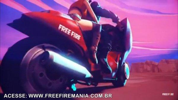Moto no Free Fire: quer uma carona? Agora com capacidade para 2 pessoas
