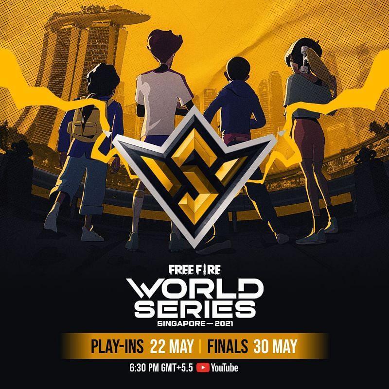 Mundial de Free Fire: finais do Free Fire World Series Singapura acontecerão em 30 de maio de 2021