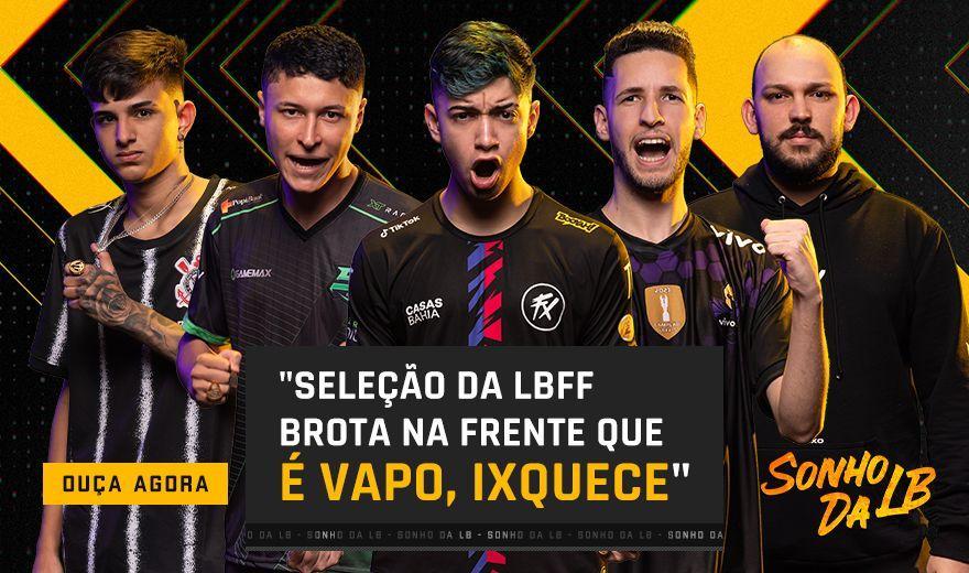 Música Free Fire: tema da Liga Brasileira de Free Fire é lançada em plataformas digitais