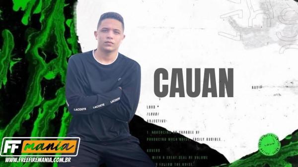 MVP da LBFF de Free Fire, Cauan pode ser o novo reforço da LOUD para 2021