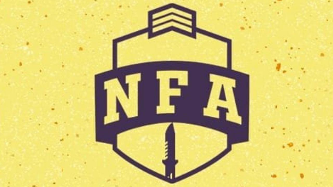 NFA 2021: calendário de campeonatos e eventos são divulgados