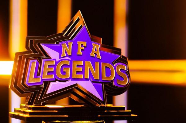 NFA Legends: Segunda edição do campeonato coroou o time Weedzão como grande vencedor