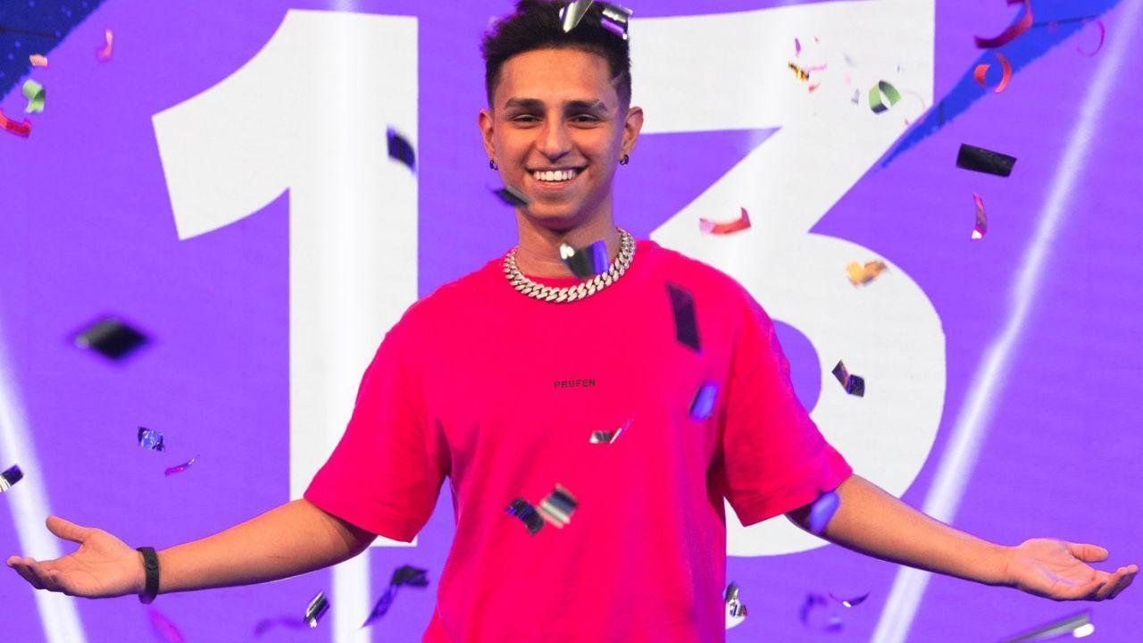 Nobru alcança a marca de 13 milhões de inscritos em seu canal de vídeos no Youtube