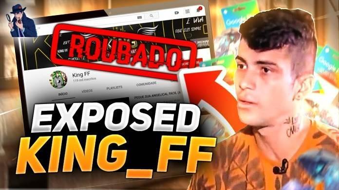 Nobru, EL Gato dan Piuzinho adalah korban Penipuan di Youtube