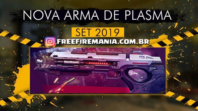 Nueva arma de plasma