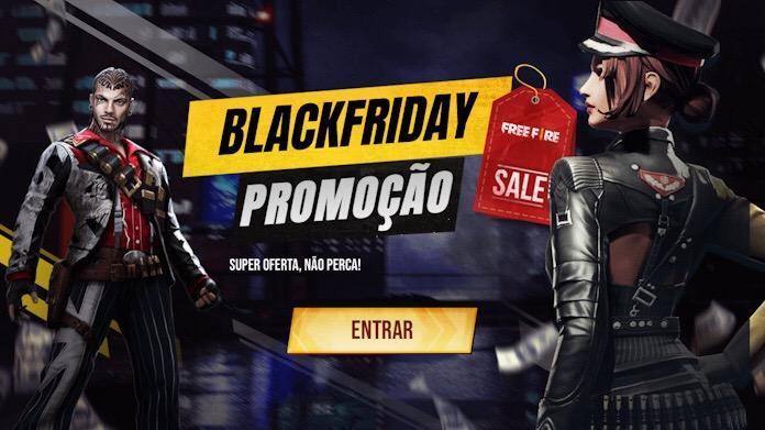 Nova Black Friday Promoção - Loja Misteriosa?