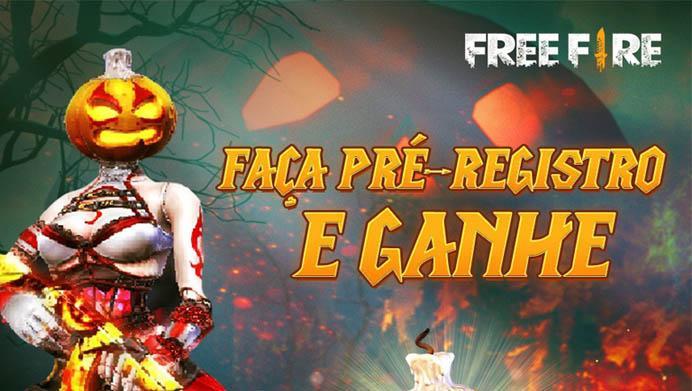 Nova Cabeça de Abóbora do Halloween Grátis!