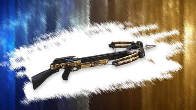 Nova Crossbow Explosiva!