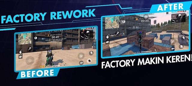 Nova Factory - Atualização de Maio