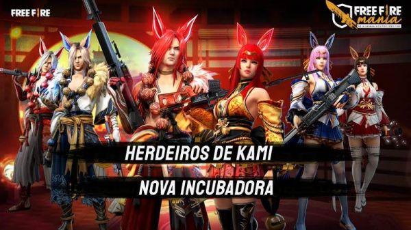 Nova Incubadora de Setembro/2020: Herdeiros de Kami