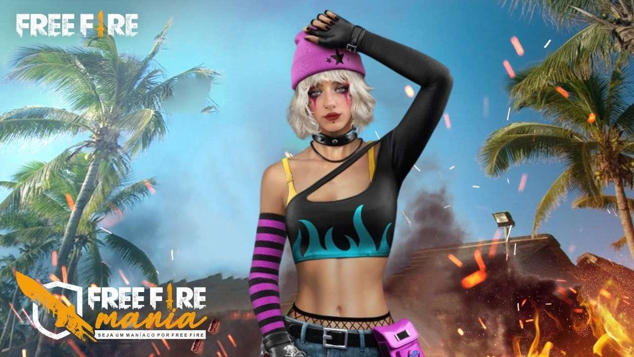 Diana Free Fire, confira a habilidade e detalhes da personagem