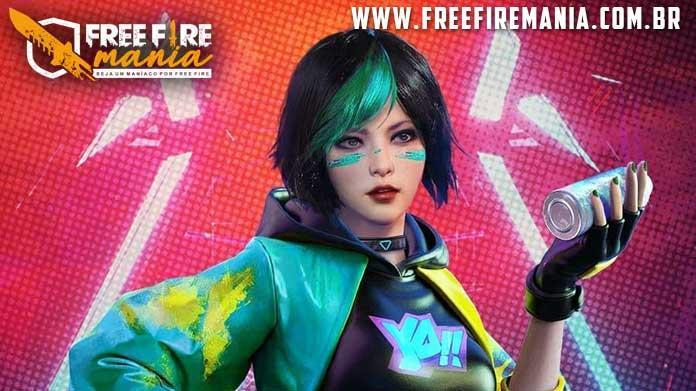 Personagem Steffie Free Fire: conheça a habilidade e história