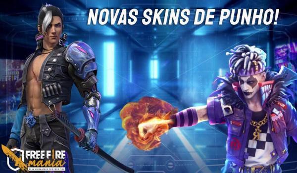 Nova skin de Punho chega ao Free Fire, confira a data