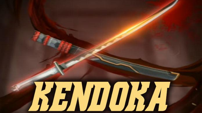 Nova Skin Lendária para a Katana no Free Fire: Katana Kendoka