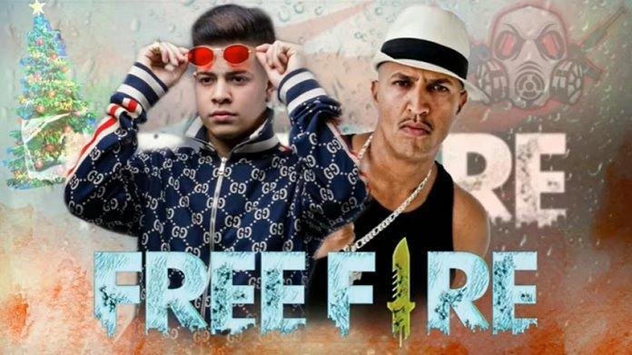 Novas Skins do Free Fire poderão ter MC Jottapê e Mano Brow