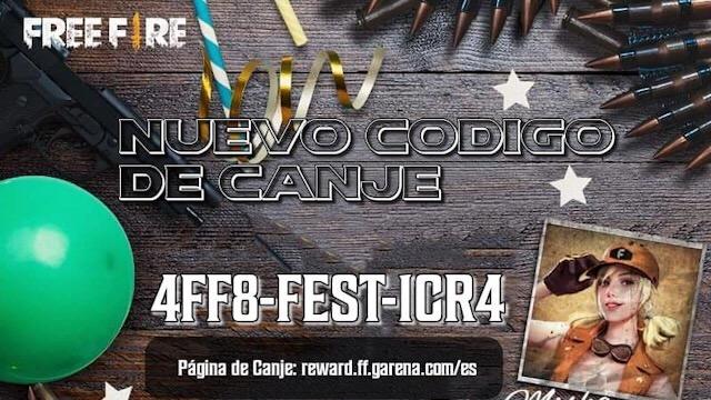 Novo Código de Recompensa Latino - Brasil de Fora!