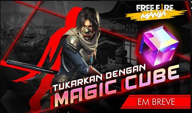 Novo Cubo Mágico - Samurai Masculino