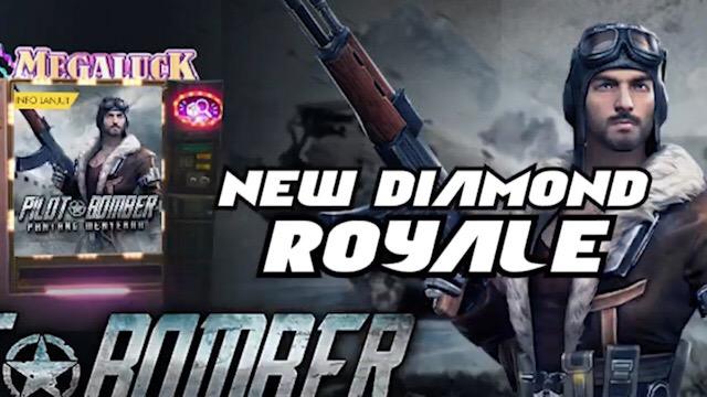 Novo Diamante Royale: Pacote Forças Especiais
