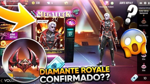 Novo Diamante Royale dos Vampiros