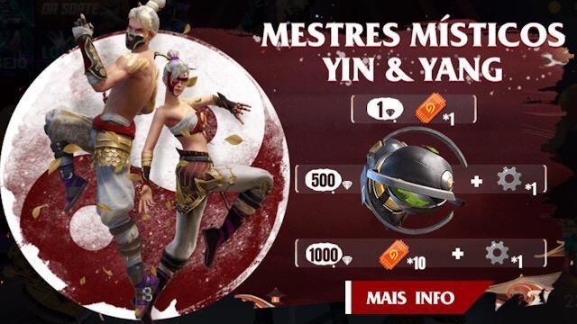 Novo Evento de Recarga: Incubadora Yig & Yang
