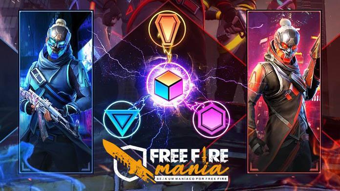 Novo Evento Esquadrão dos Espíritos no Free Fire