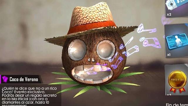 Novo Item: Coco de Verão