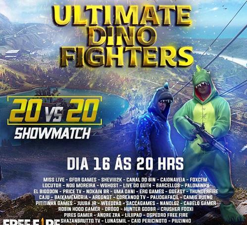 Novo Modo 20x20 Confirmado  - Torneios dos Youtubers