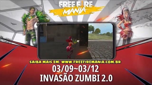 Novo Modo Invasão Zumbi 2.0
