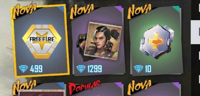 Novo Modo ShowDown - Confronto