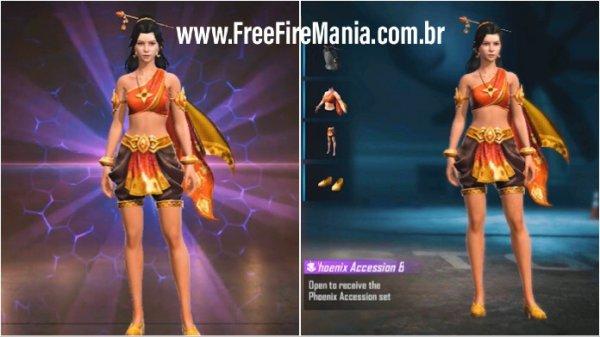 Novo Ouro Royale - Guerreira de Garuda