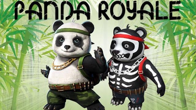 Novo Panda Royale